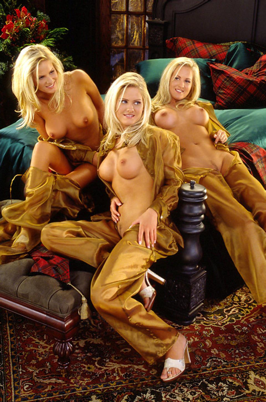 Zdjęcie porno - 0612 - Trzy blondyny