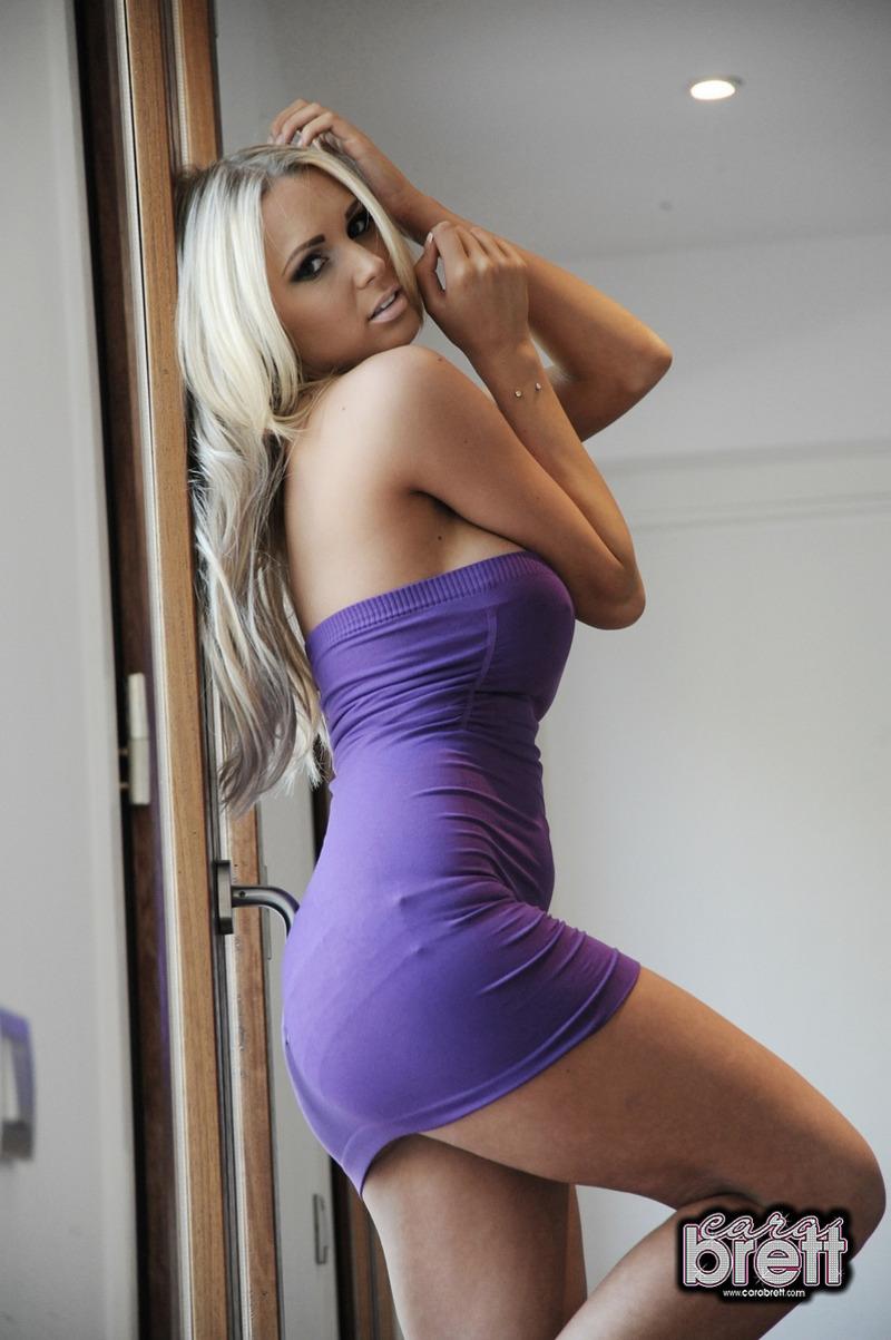 Zdjęcie porno - 0316 - Blondyna w szpilkach