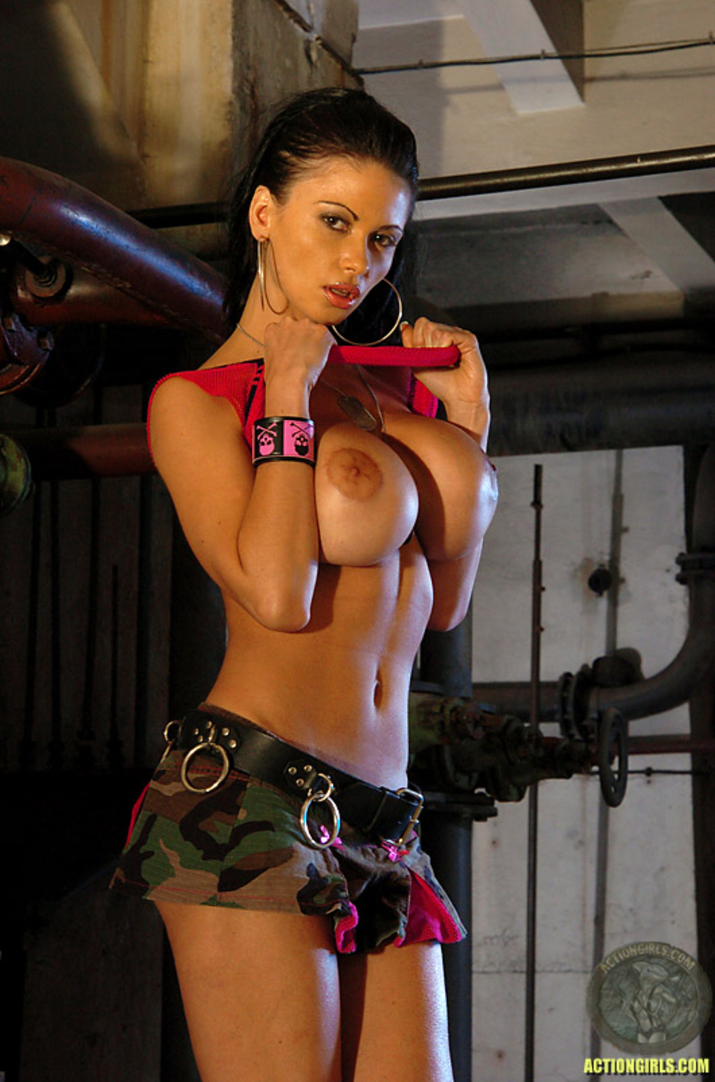 Zdjęcie porno - 0412 - Hardcorowa brunetka