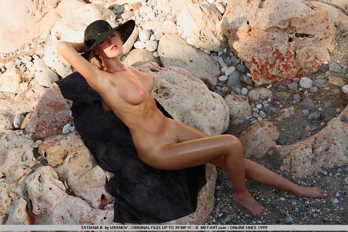 Zdjęcie porno - 152 - Blondi na dzikiej plaży