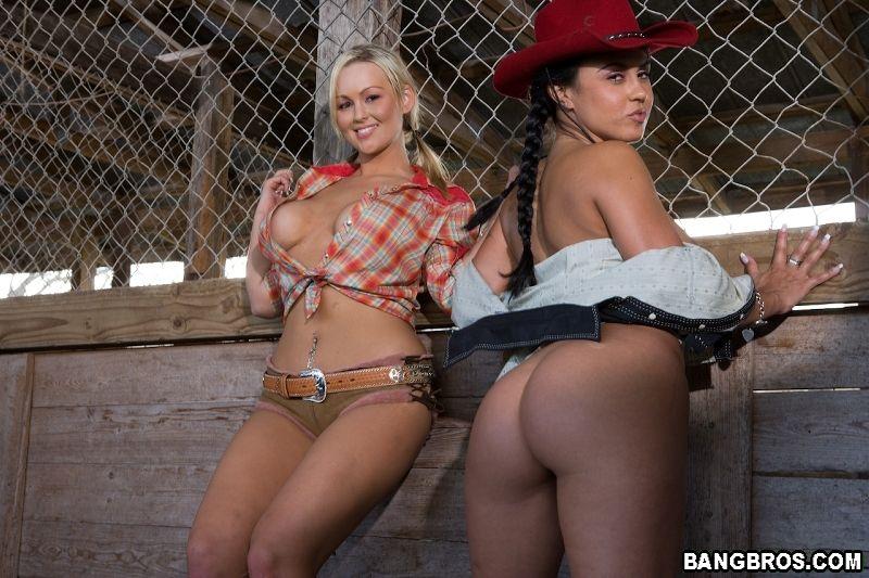 Zdjęcie porno - Cowgirls 05 - Cycate koleżanki