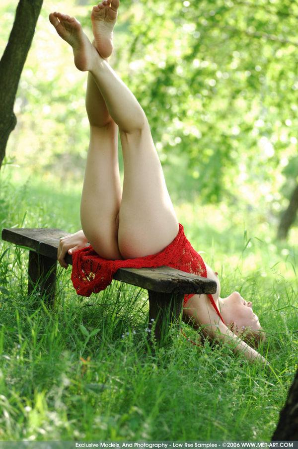 Zdjęcie porno - 15 - Wesoła ruda suczka