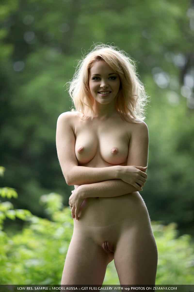Zdjęcie porno - 02 14 - Blondi na trawce