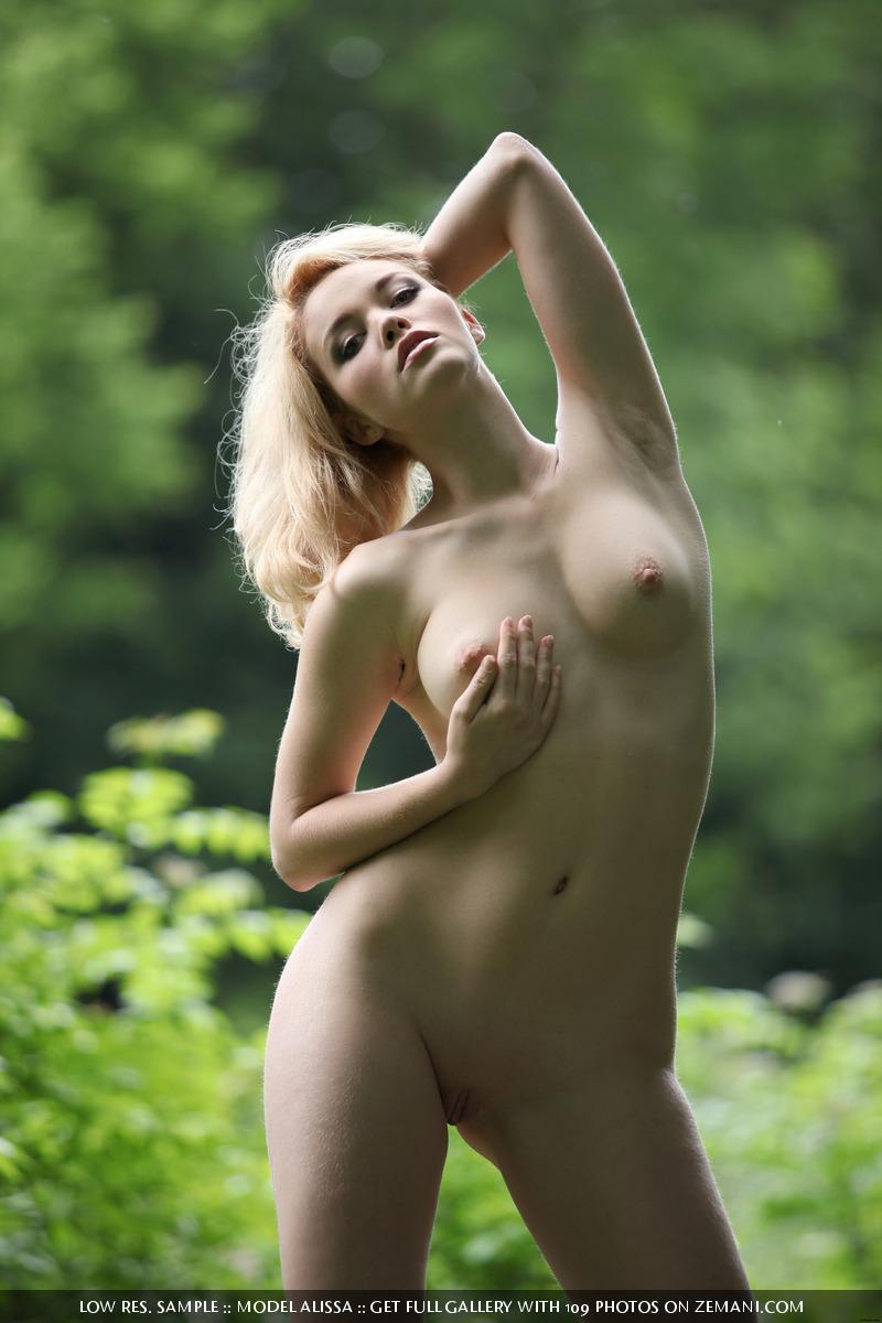 Zdjęcie porno - 0311 - Blondi na trawce