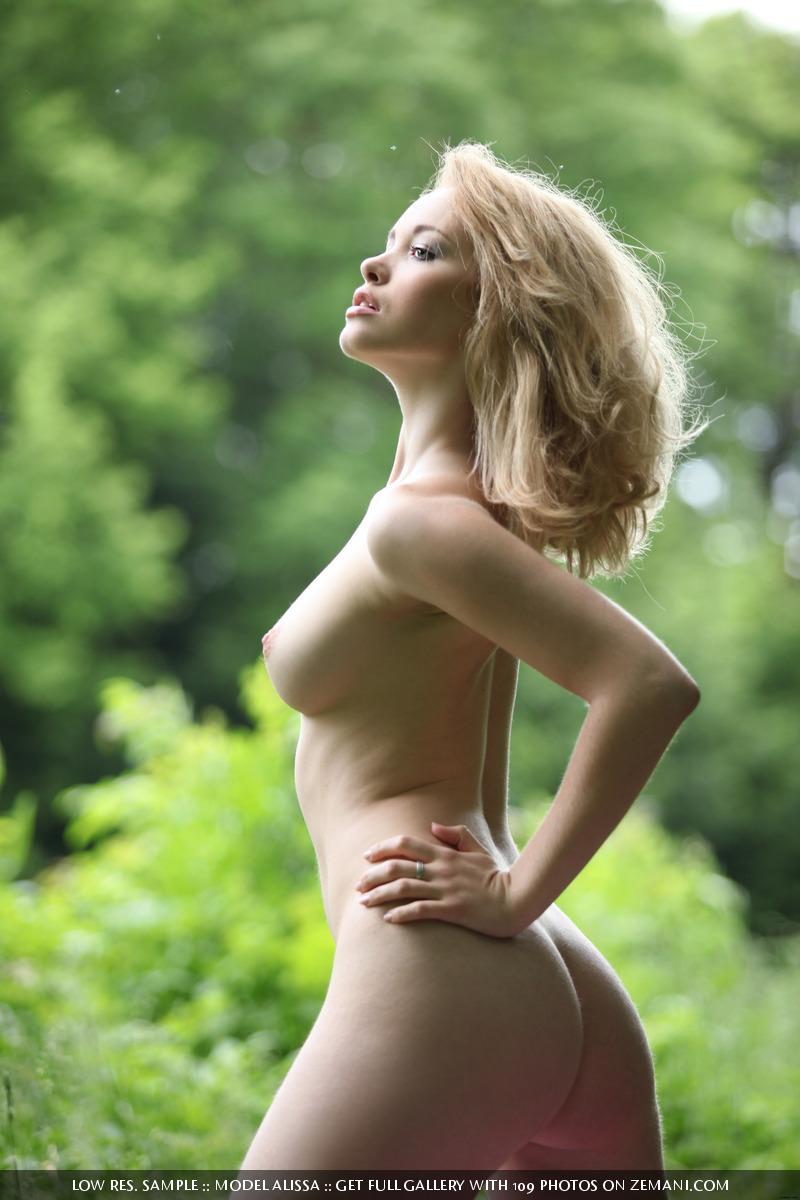 Zdjęcie porno - 049 - Blondi na trawce
