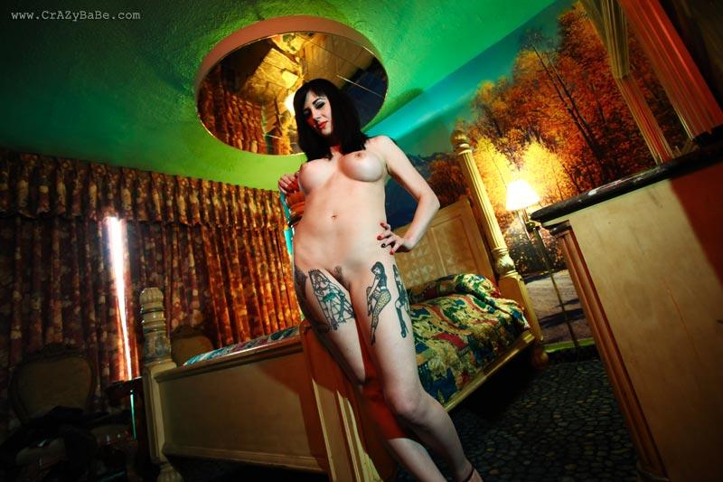 Zdjęcie porno - 034 - Wytatuowana emo laseczka