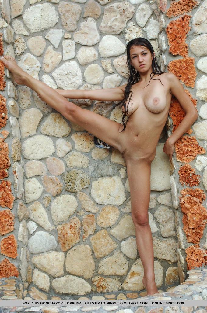 Zdjęcie porno - 0311 - Mokra brunetka