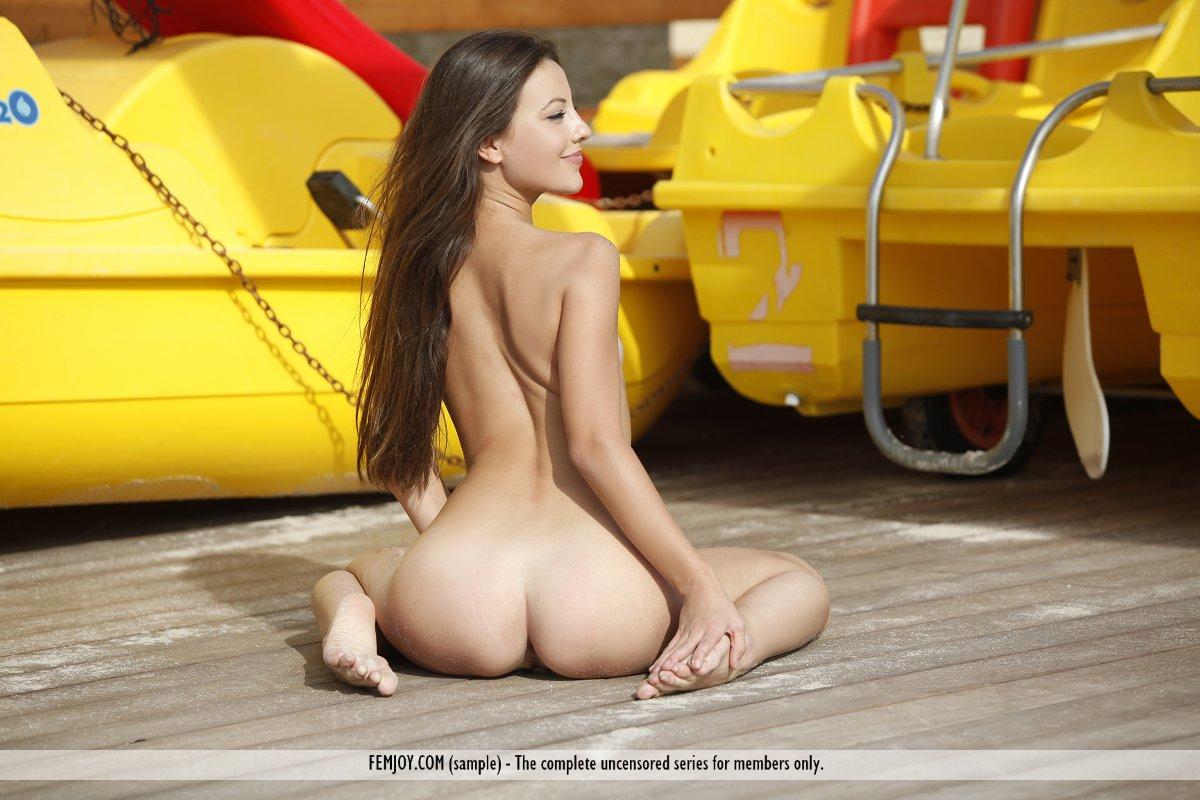 Zdjęcie porno - 104 - Laska w letniej sukience