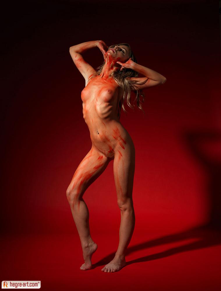 Zdjęcie porno - 1210 - Krwista suczka