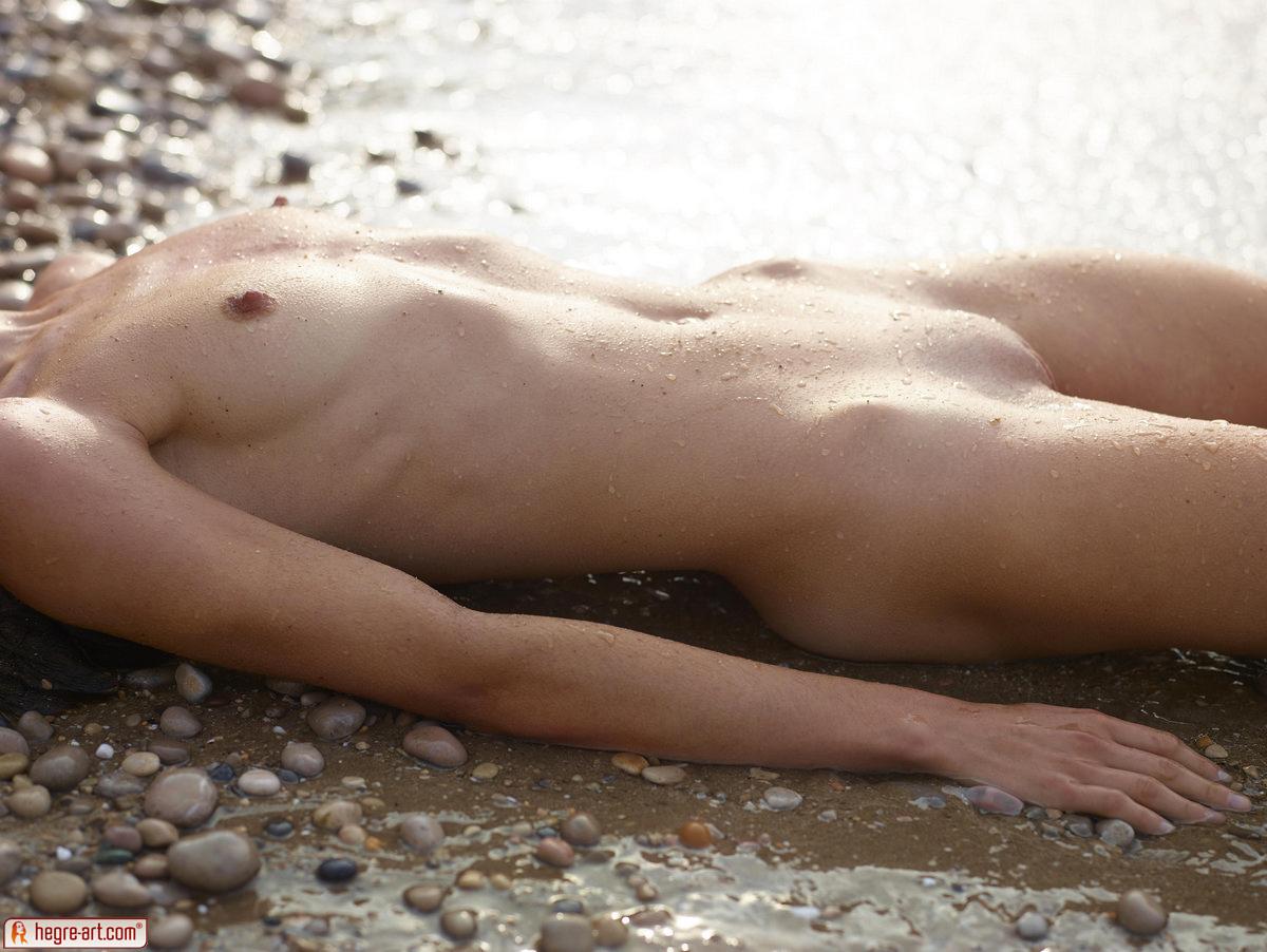 Zdjęcie porno - 0721 - Mokra w oceanie