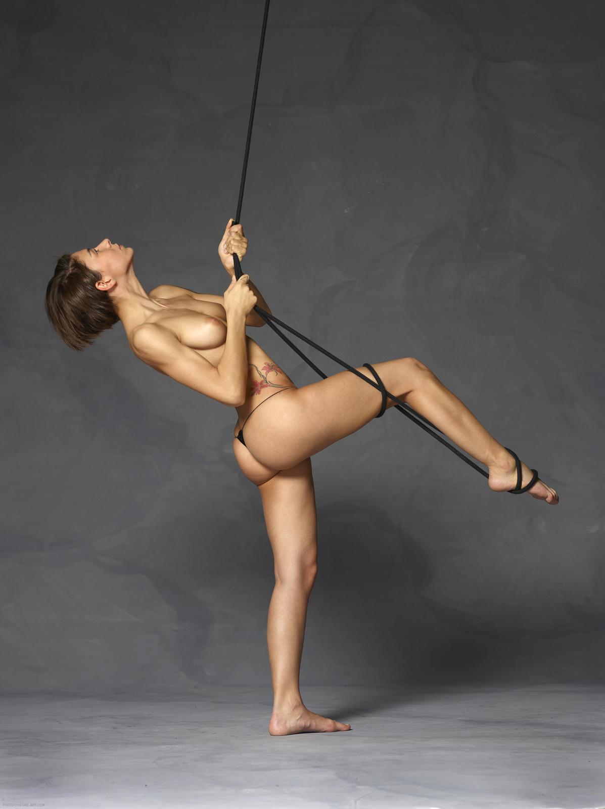 Zdjęcie porno - 0422 - Wygimnastykowana kobieta