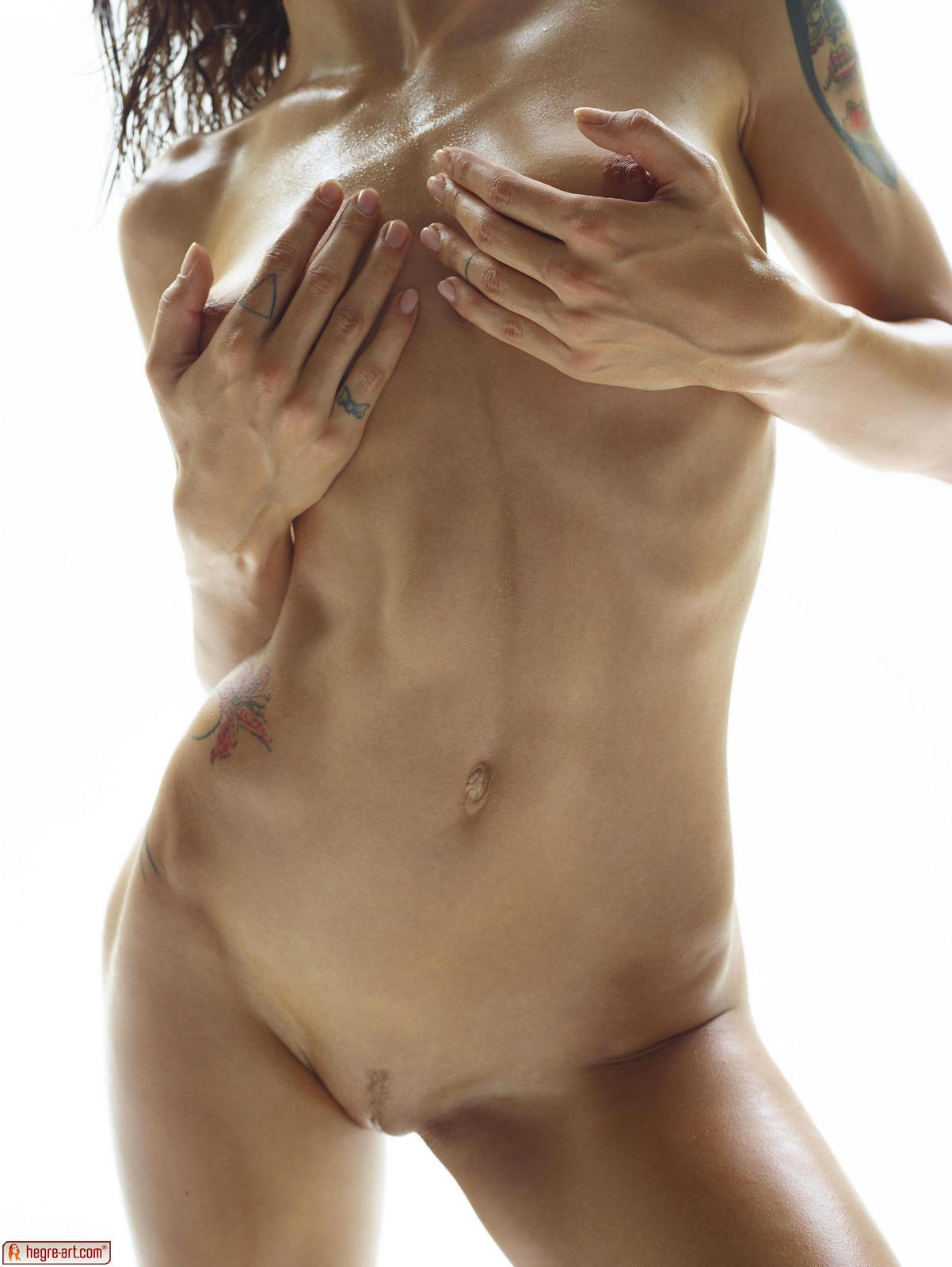 Zdjęcie porno - 0312 - Nawilżona łania