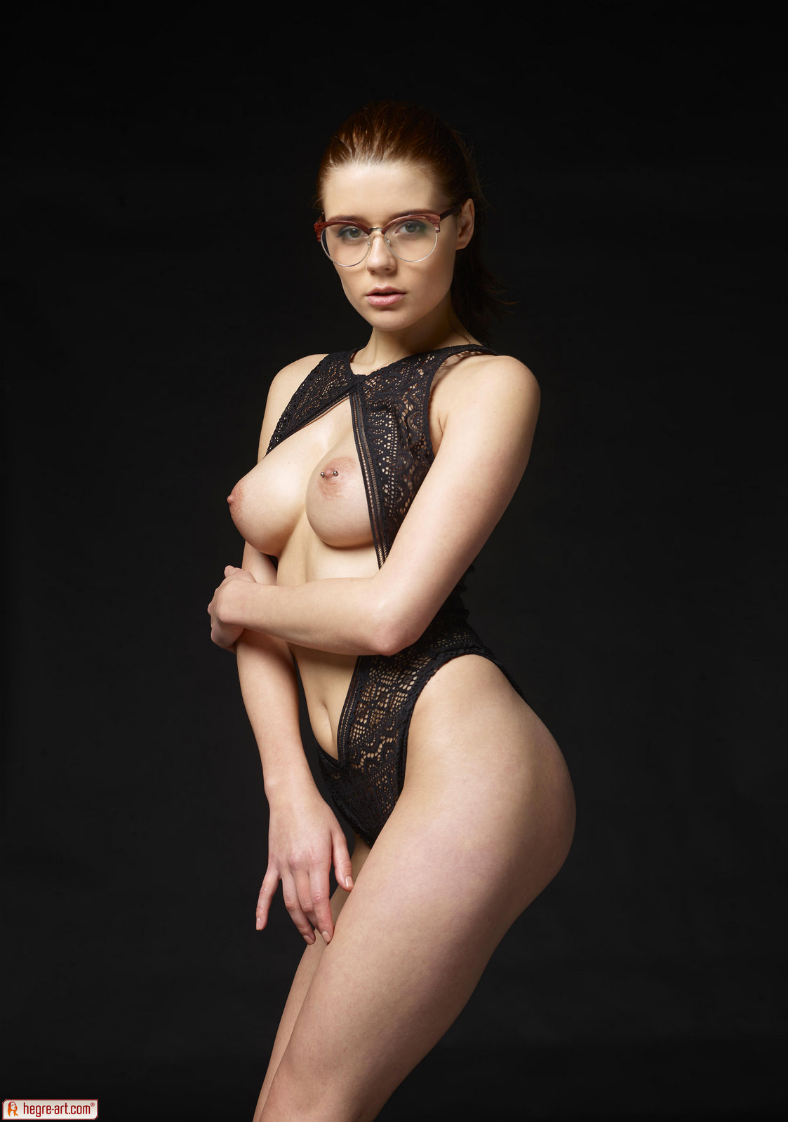 Zdjęcie porno - 1110 - Piękna okularnica