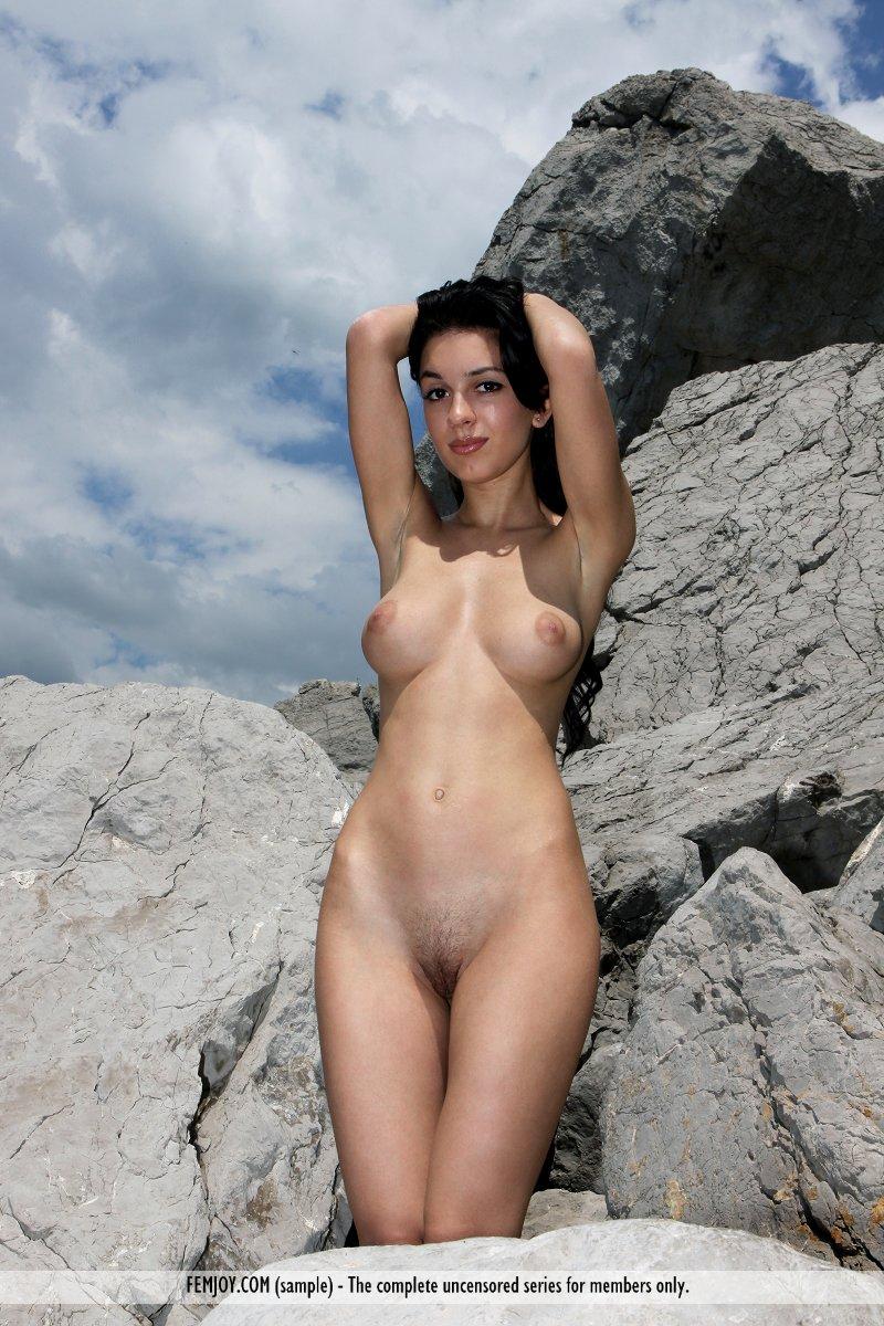 Zdjęcie porno - 0819 - Naga laseczka w Hiszpanii