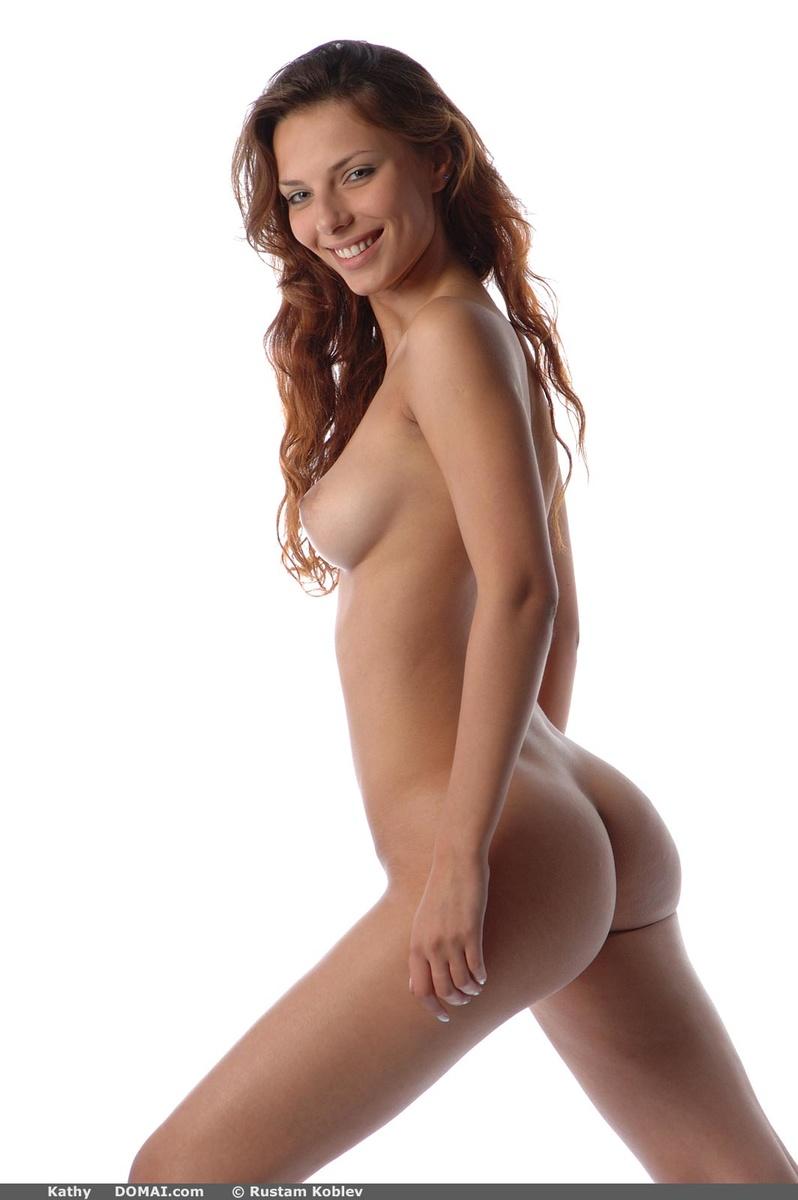 Zdjęcie porno - 0718 - Śliczna pani z gładką szparką