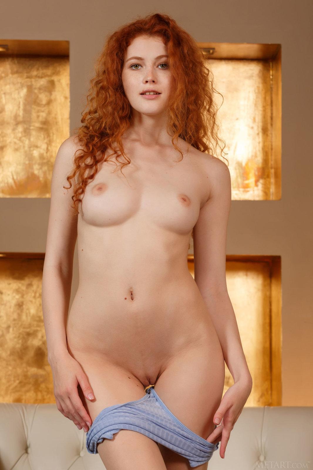 Zdjęcie porno - 067 - Kręcone rude włosy