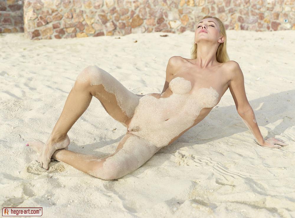 Zdjęcie porno - 1021 - Relaks na plaży