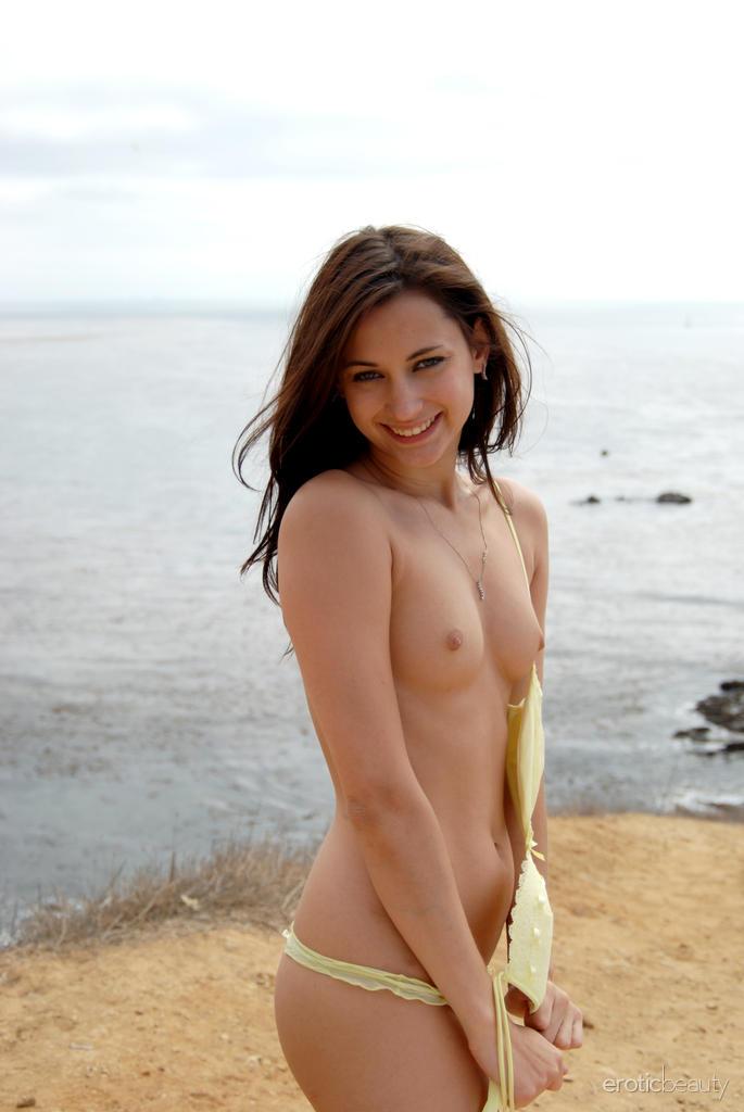 Zdjęcie porno - 04 1 - Niunia na plaży